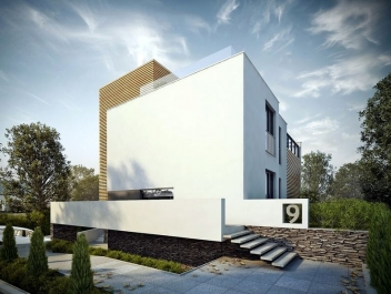 Dom jednorodzinny Gdynia Orłowo