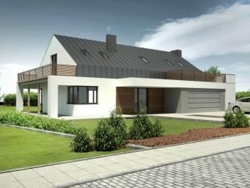 Dom jednorodzinny Barniewice