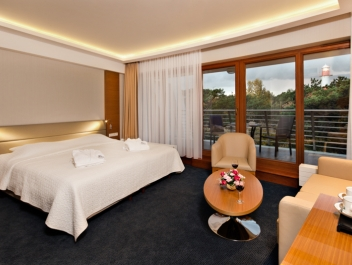 Pokoje hotelowe i SPA