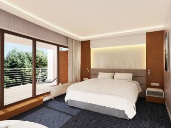 Pokoje hotelowe - Dom Zdrojowy